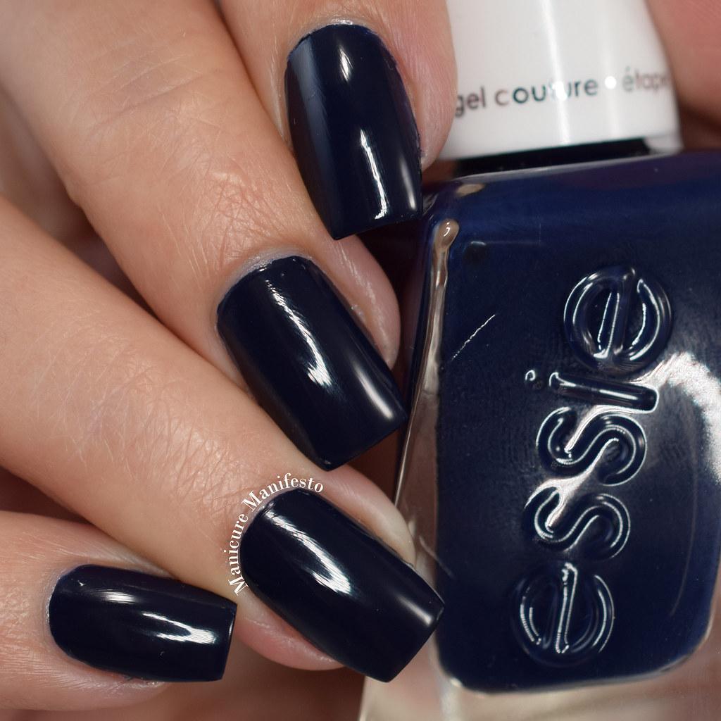 Nails Light Blue