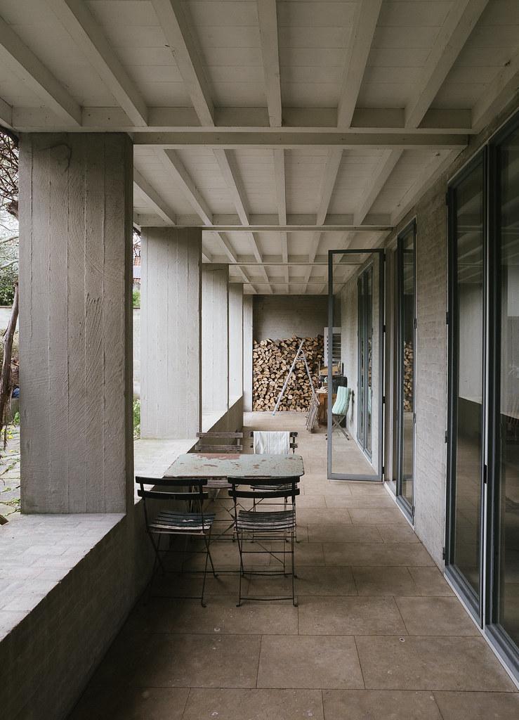 House Gent Marie Jose Van Hee Architect 5 Architecture