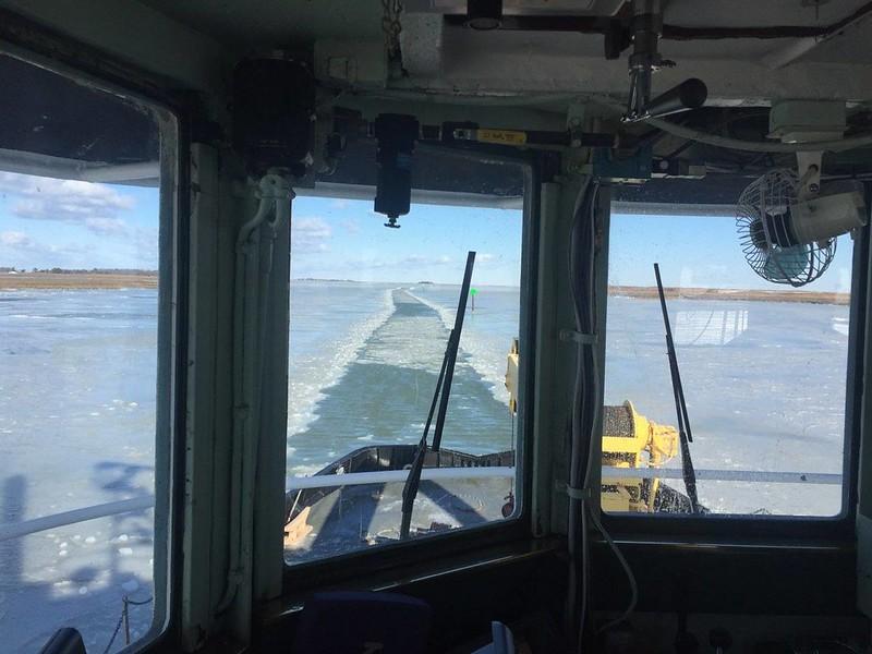 Coast Guard Buoy Tenders
