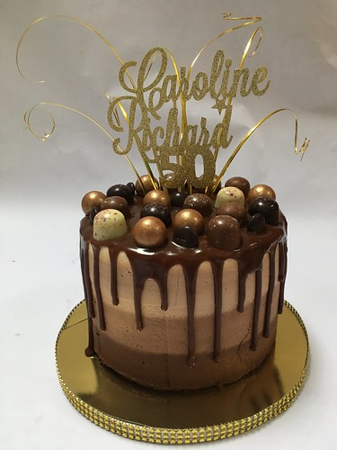 Ombre Buttercream Drip Cake Beautiful Birthday Cakes