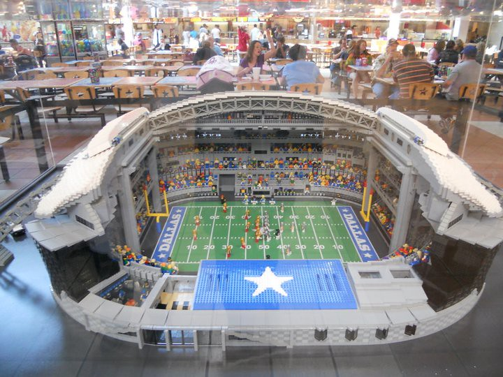 LEGO CowBoys Stadium   LEGOLAND Discovery Center Dallas         Flickr     LEGO CowBoys Stadium   LEGOLAND Discovery Center Dallas   Fort worth    by LEGOLAND Discovery Center