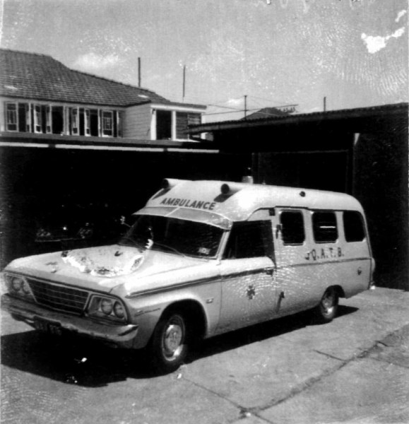 1964 studebaker cars » 1964 Studebaker Cruiser ambulance   1964 Studebaker Cruiser       Flickr     1964 Studebaker Cruiser ambulance   by sv1ambo