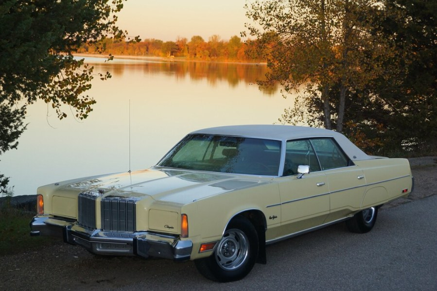 1976 pontiac cars » 1978 Chrysler New Yorker Brougham   Parker and I took the Ne      Flickr     1978 Chrysler New Yorker Brougham   by DVS1mn