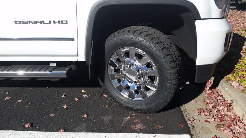 Truck Tires Chevy 17