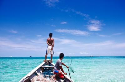 Belitung Island Hopping - Fare well | 13.00 AM | A ...