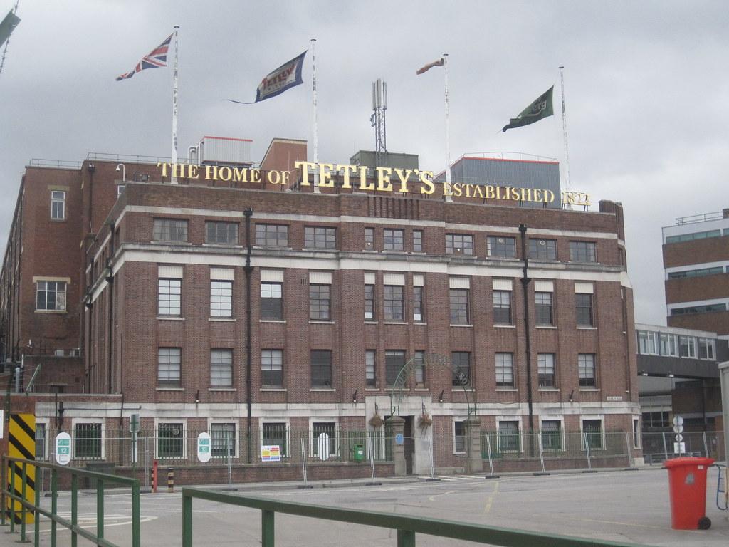 Leeds Carlsberg Tetley Brewery Eg Focus Flickr