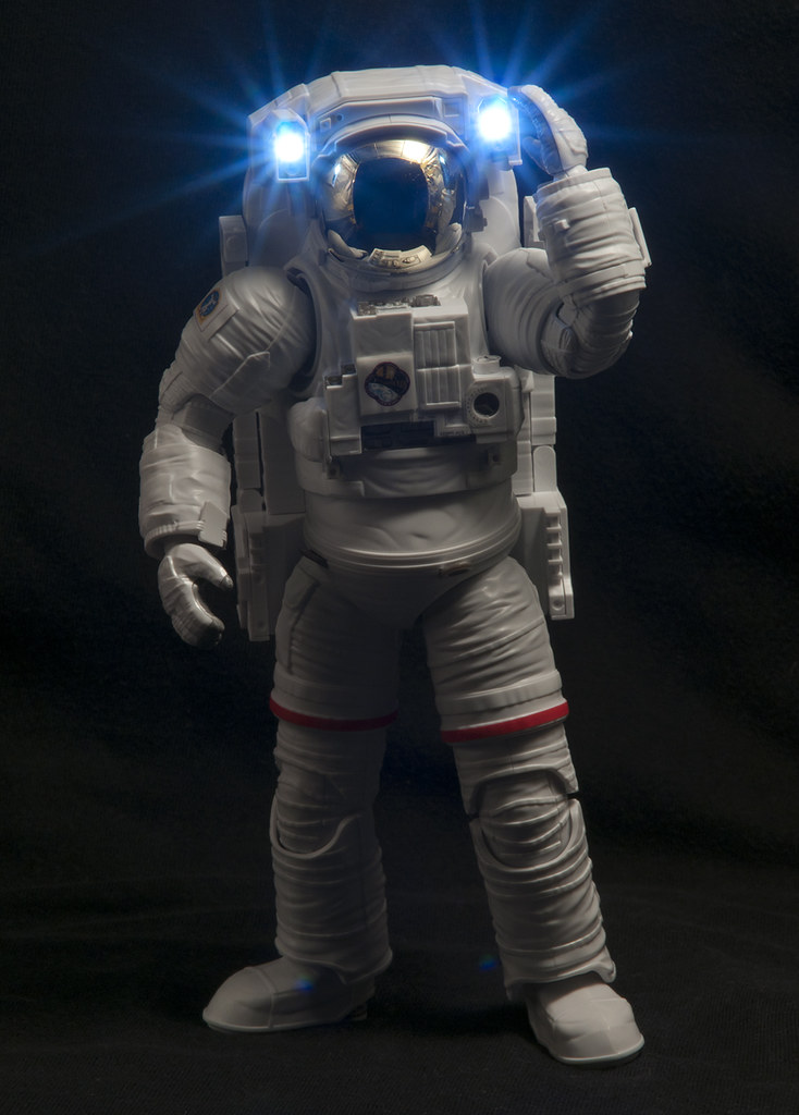 Iss Space Suit Bandai Iss Space Suit 1 10 Toru