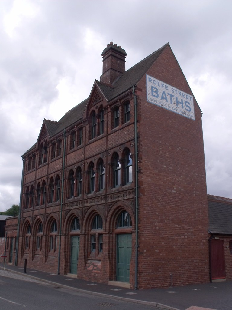 Black Country Living Museum Rolfe Street Baths This Is