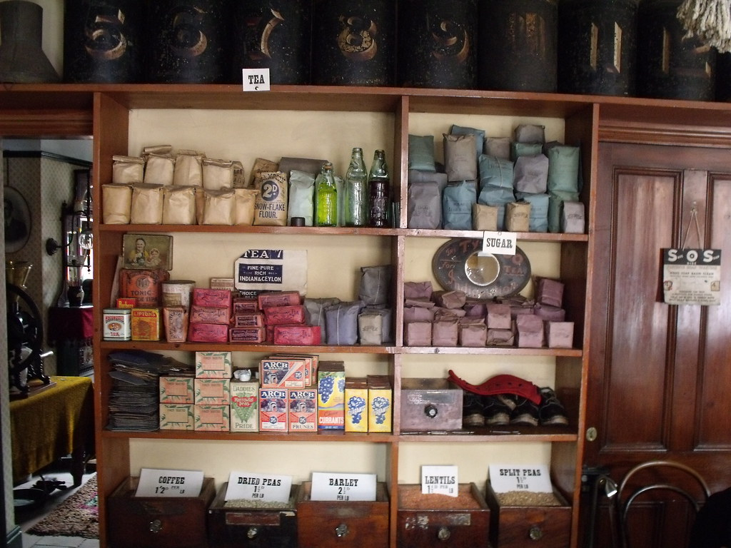 Black Country Living Museum The Village Centre Gregory