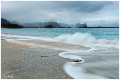 Arctic Beach | Shot this on a photo-trip to the second ...