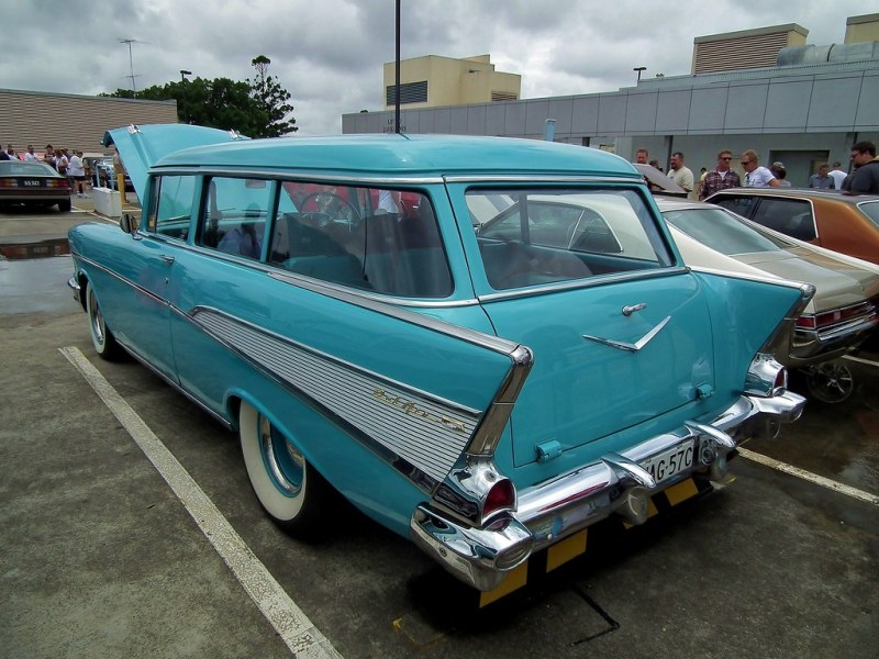 1957 chevrolet cars » 1957 Chevrolet Bel Air station wagon   1957 Chevrolet Bel Ai      Flickr     1957 Chevrolet Bel Air station wagon   by sv1ambo