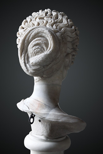 Fonseca Bust Capitoline Museums Back View Date Late Fi Flickr