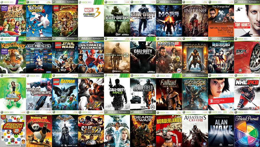 My Xbox 360 games collection  November 2011    Unfortunately      Flickr     My Xbox 360 games collection  November 2011    by peteer01