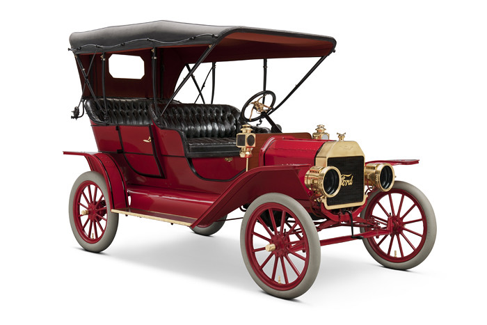 1909 Ford Model T Touring Car   Description  This 1909 Ford       Flickr     1909 Ford Model T Touring Car   by The Henry Ford