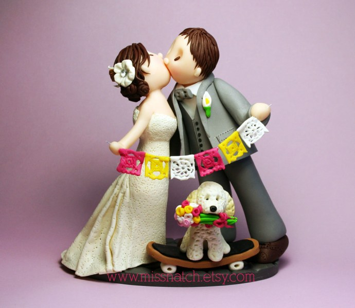 Mexican Wedding Cake Topper   missnatch   Flickr     Mexican Wedding Cake Topper   by missnatch