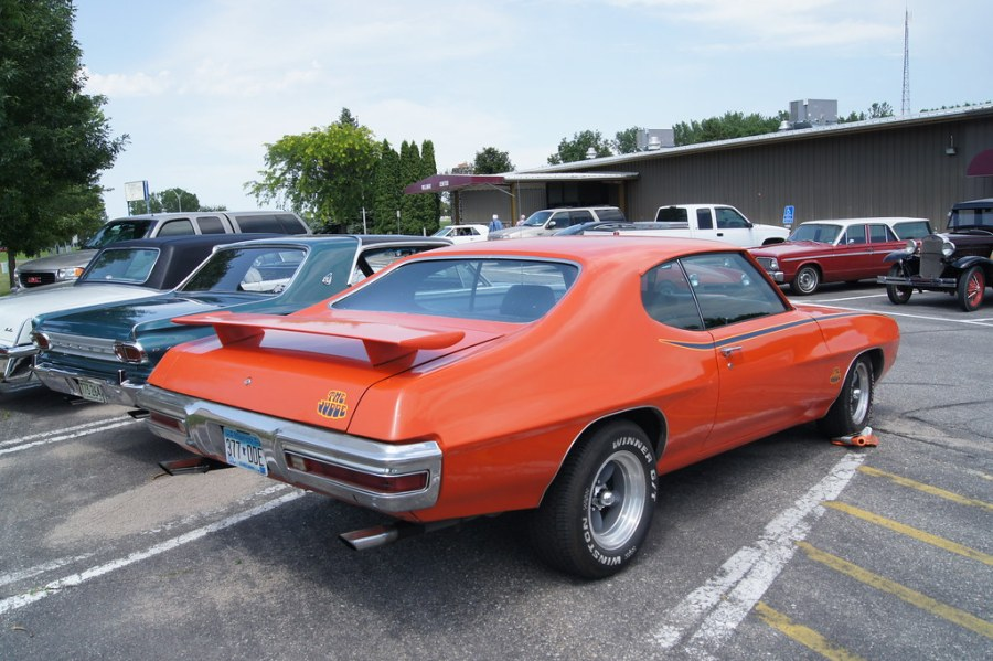 1971 pontiac cars » 1971 Pontiac GTO   Francis Klavoda  one of the earliest memb      Flickr     1971 Pontiac GTO   by DVS1mn