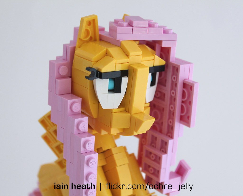 Fluttershy   I ve been thinking about doing My Little Pony i      Flickr Fluttershy   by Ochre Jelly Fluttershy   by Ochre Jelly