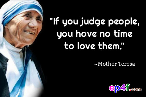 Quotes Mother Teresa About Love