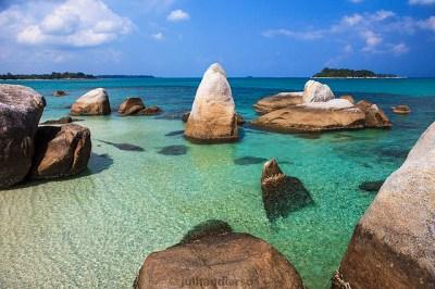 Island hopping in Belitung is A MUST! | B A N G K A - B E ...