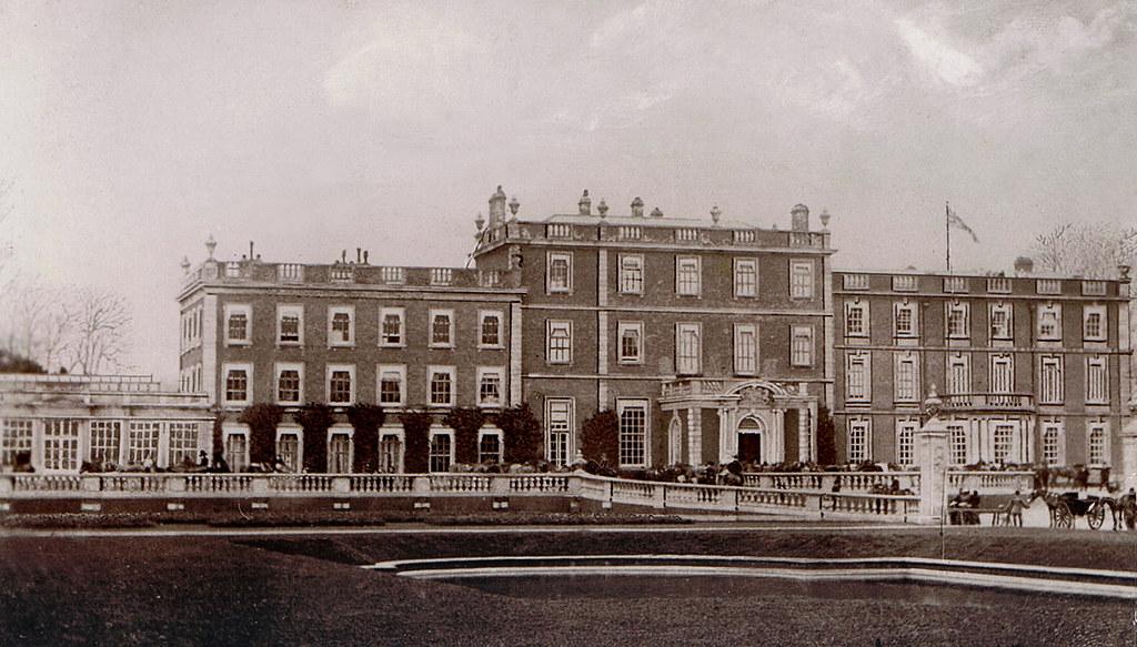 Brocklesby Hall Lincs Revivalheritage Guests Arrival Flickr