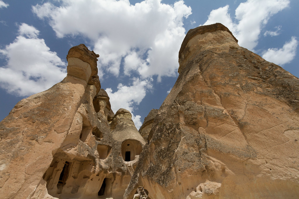 Cappadocia 199 Avusin Fairy Chimney Fairy Chimneys In