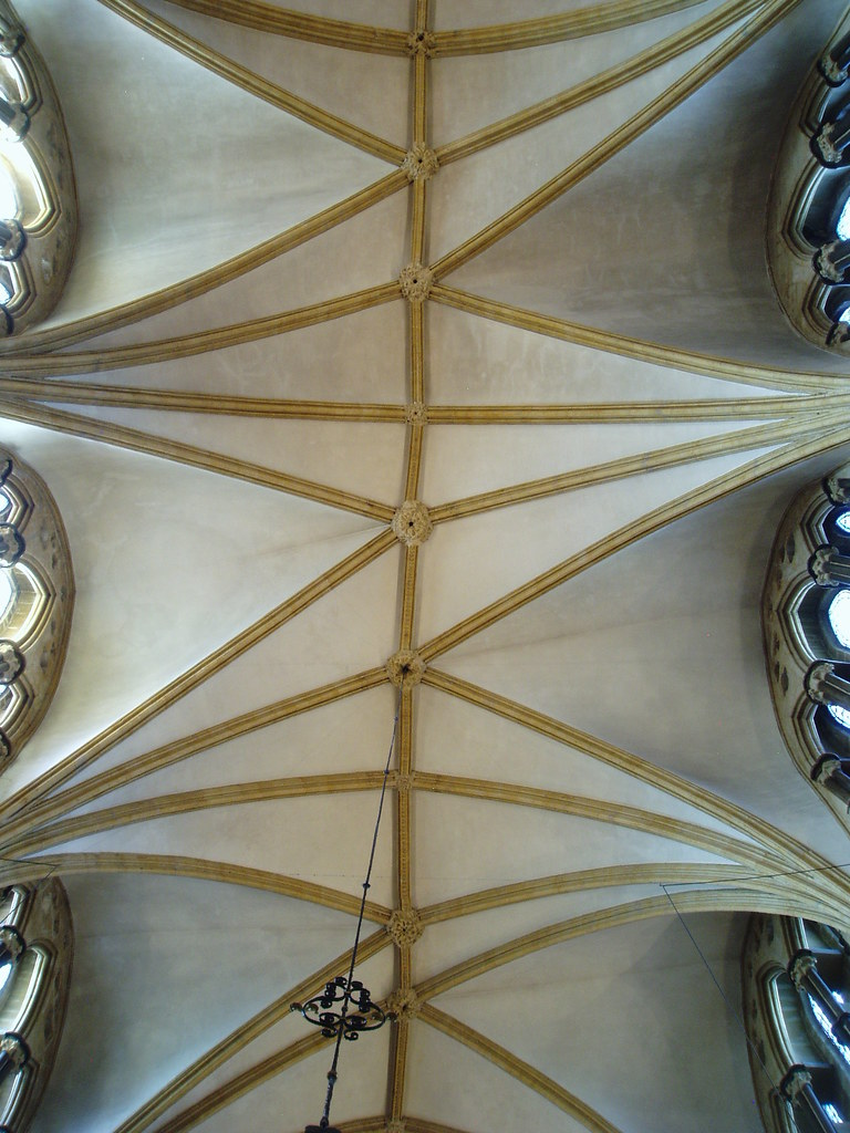 St Hugh S Choir Crazy Vault Lincoln Cathedral Lincoln