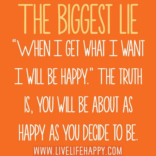 Quotes Happy Life