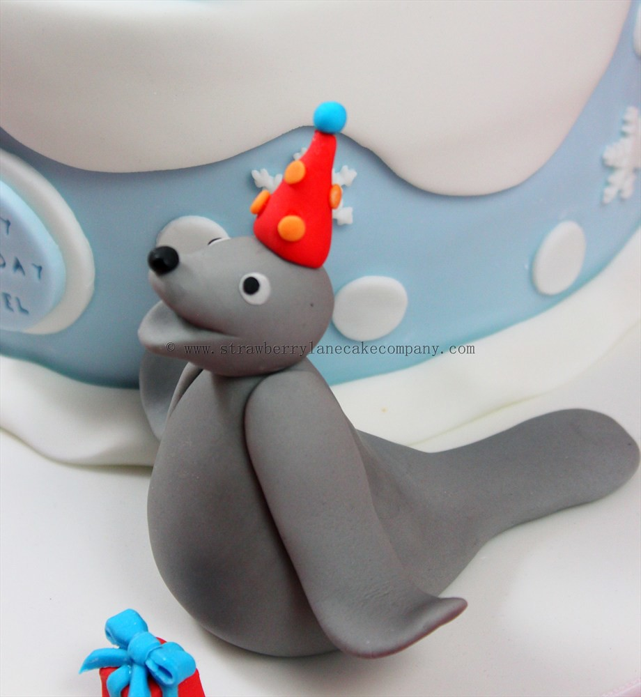 Pingu Pinga And Robby Cake You Can Also Find Me On