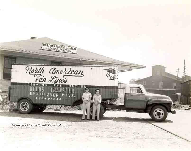 North American Van Lines -1 | Billy Reed had this photo ...