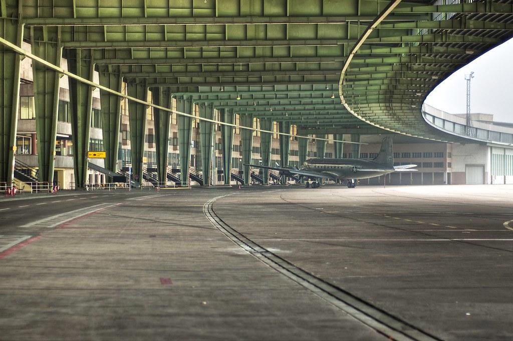 Berlin Tempelhof Flight Gates The Tempelhof Terminal