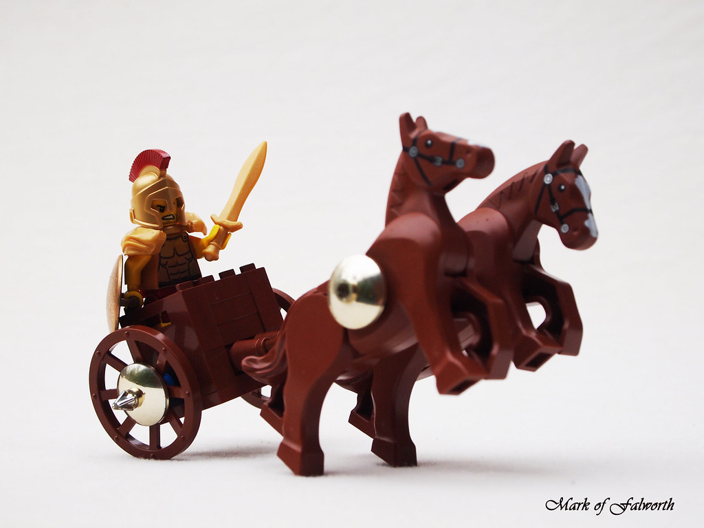 Greek Chariot I Just Love Chariots I M Also Working