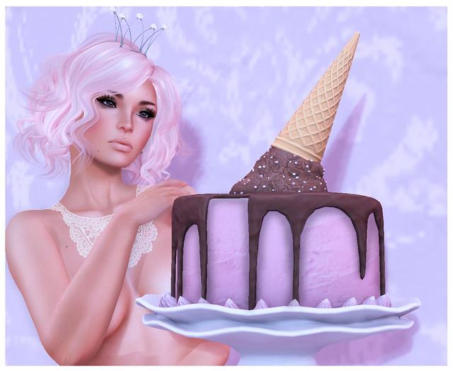 Virtual Cake Maker