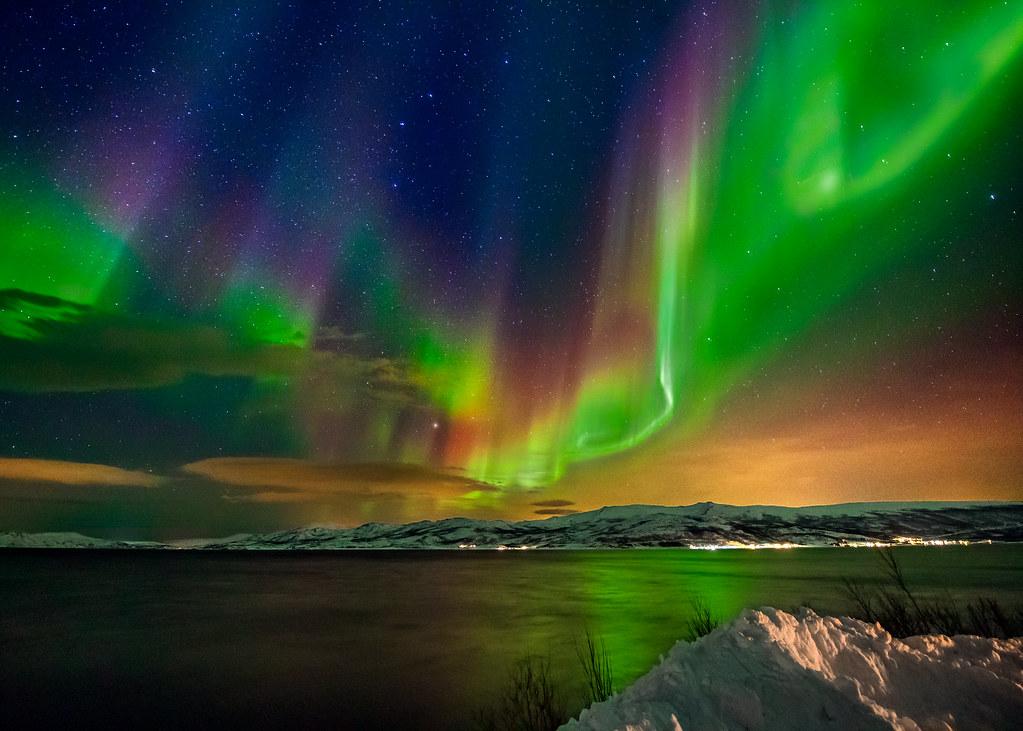 Northern Lights Near Me