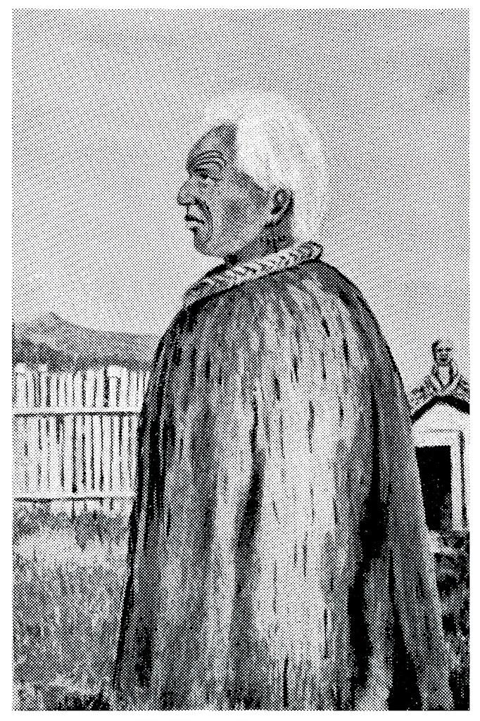 Te Ruki Kawiti Of Ngāpuhi In May 1840 Four Rangatira Sign Flickr