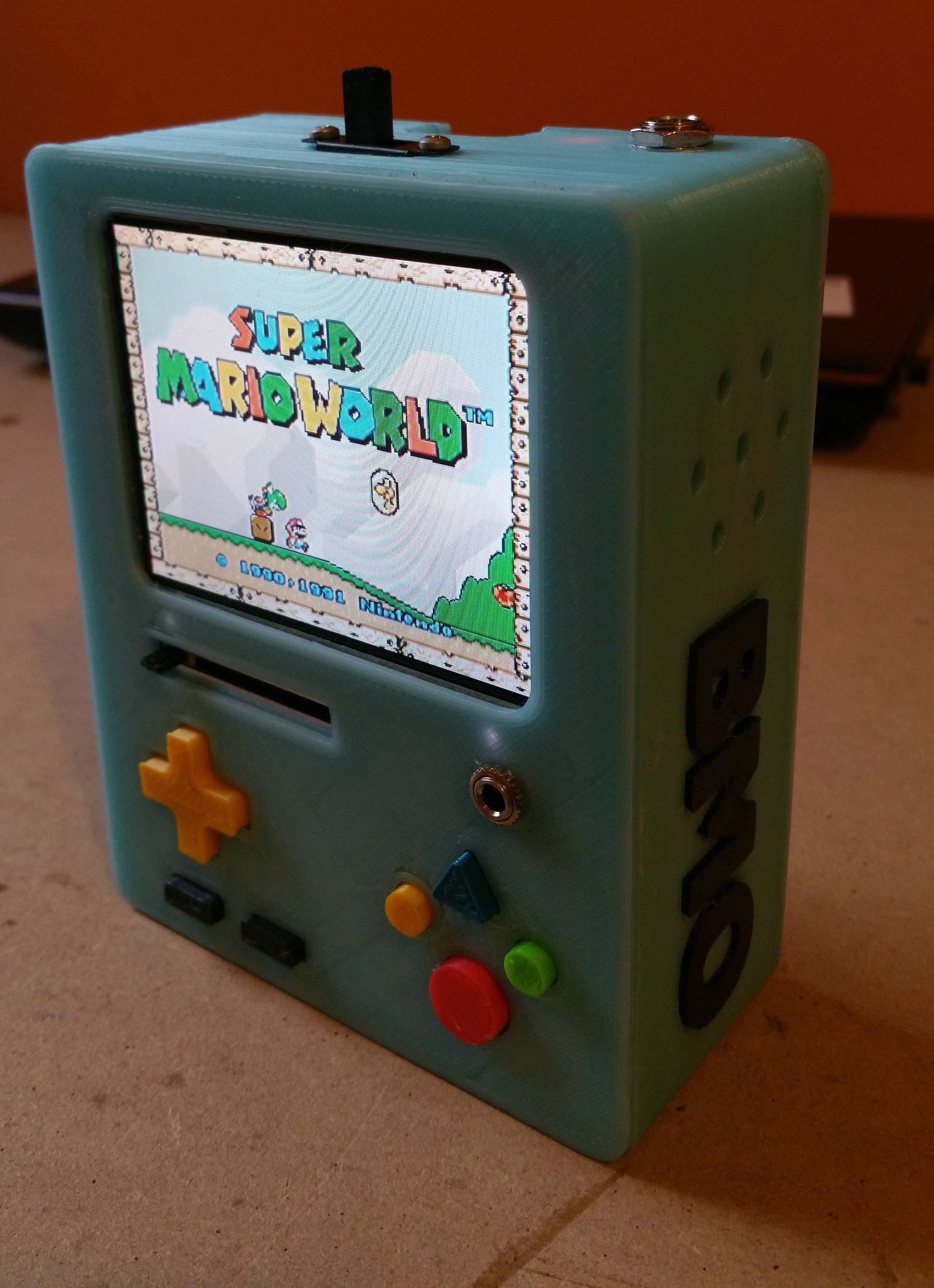 Pi Portable Game Raspberry Emulator