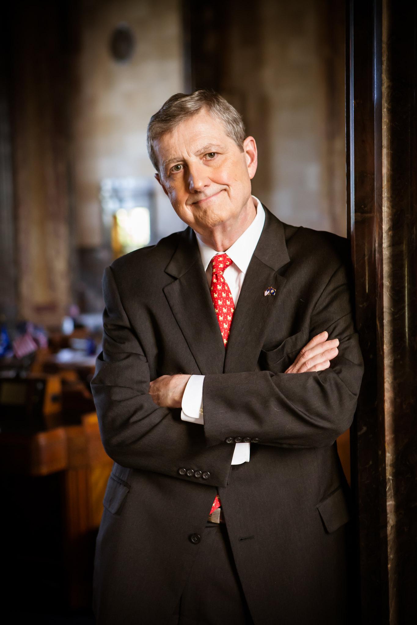 Ron Henson Louisiana Treasurer