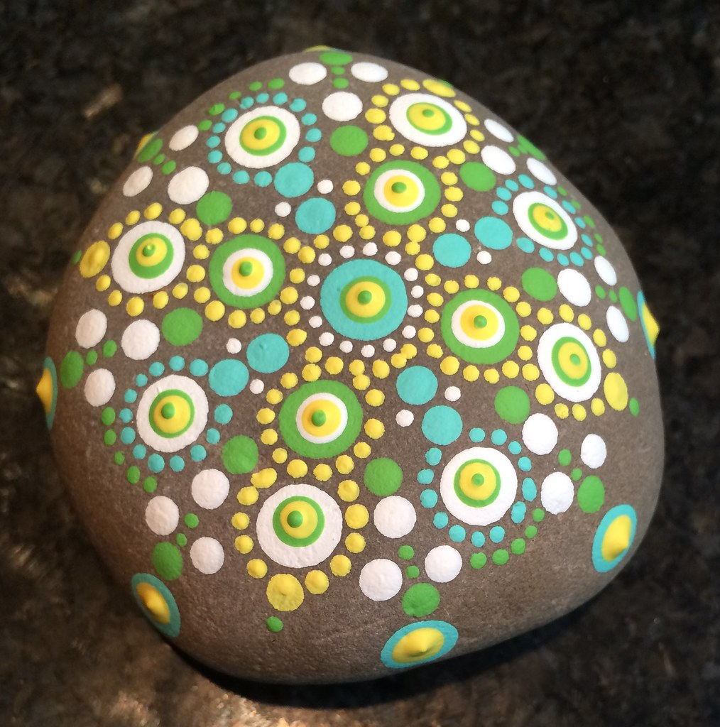 Painting Rocks And Stones