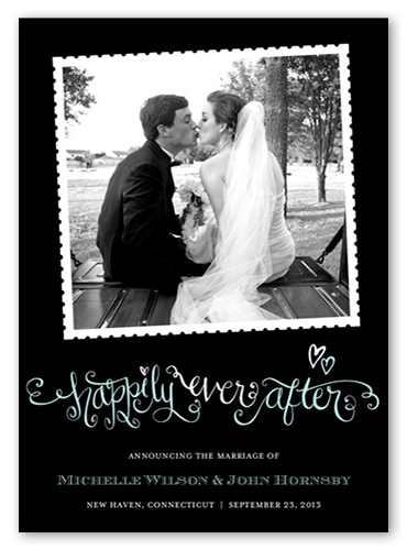 Wedding Announcement Cards