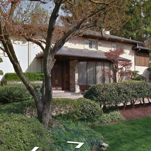 Ted Lerner S House In Chevy Chase Md Bing Maps