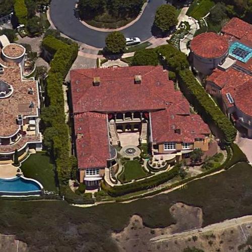 Manny Khoshbin S House Former In Newport Coast Ca