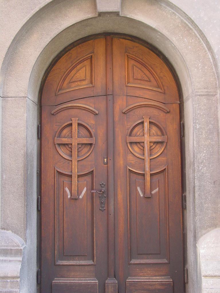 Door Exterior Church Brno Pascal Calarco Flickr