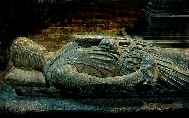 Tomb Effigy Of A Knight 1270 80 Pershore Abbey 20071001 Flickr