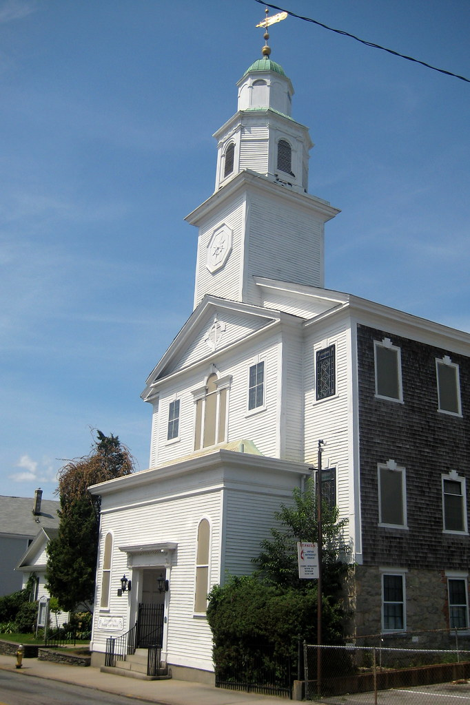 Ri Newport St Paul S United Methodist Church In 1800