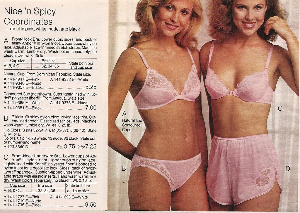 Junior Underwear Catalog