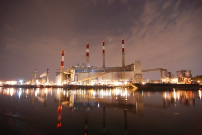 The Big Alice Con Edison Power Plant in Long Island City ...