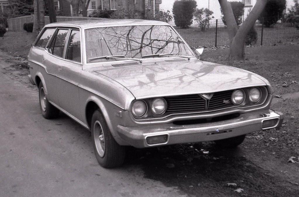 mazda rx4 wagon - 1023×673