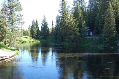 Big Springs, Island Park, Idaho (ID) | Big Springs is one ...