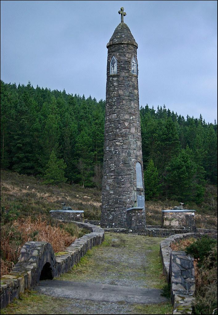 Liam Lynch Memorial Crohan Near Clogheen Co