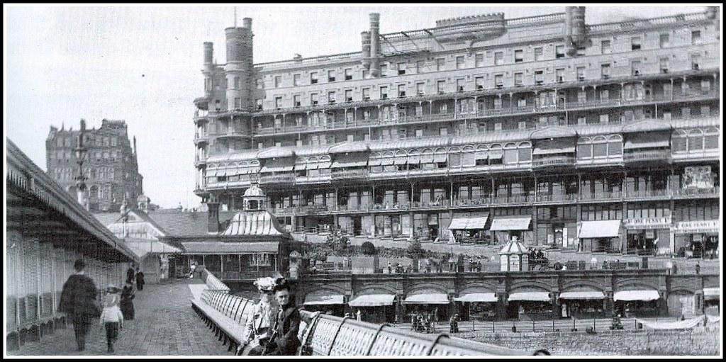 Southend On Sea Palace Hotel June 1905 The Palace