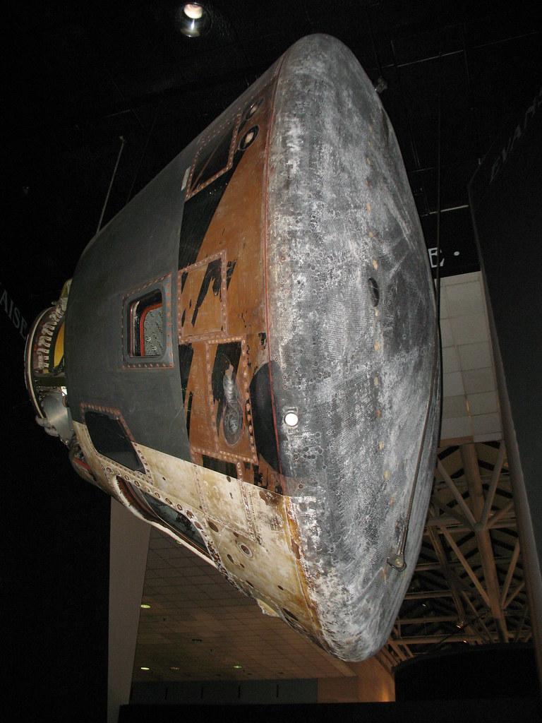 Apollo Command Module Reentry Capsule Apollo Command